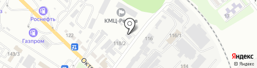 Dolcevita на карте Георгиевска
