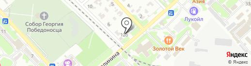 Органика на карте Георгиевска