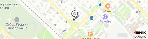 Магазин медтехники на карте Георгиевска