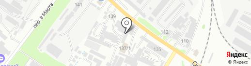 Интер-Двери на карте Георгиевска