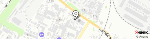 Оптово-розничный магазин на карте Георгиевска