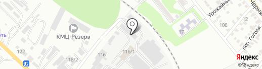 Оконные технологии на карте Георгиевска