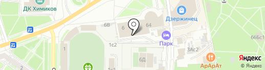 Адреналин на карте Дзержинска