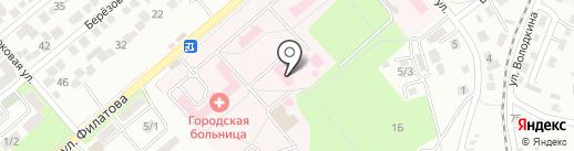 Ритуальные услуги на карте Георгиевска