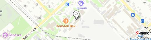Юридическое агентство на карте Георгиевска