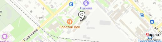 Euro Style на карте Георгиевска