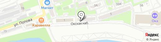 Пласт-Сервис на карте Дзержинска