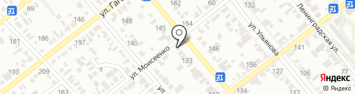 Лидер на карте Георгиевска