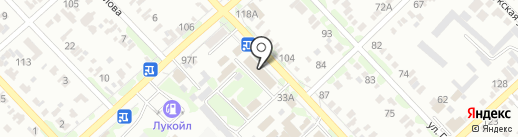 Инновация на карте Георгиевска