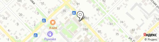 Мега-Альянс на карте Георгиевска