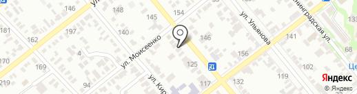 Электротовары на карте Георгиевска
