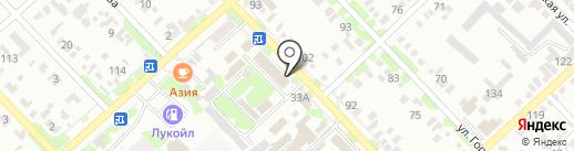 Строймаркет на карте Георгиевска