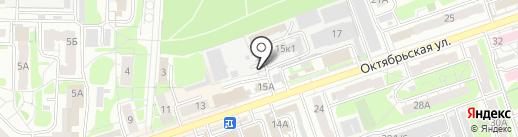СМТел НН на карте Дзержинска
