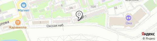 ФКП Росреестра, ФГБУ на карте Дзержинска