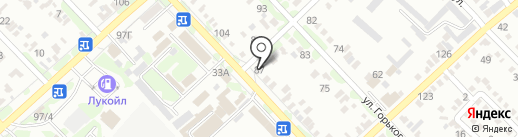 Медиум на карте Георгиевска