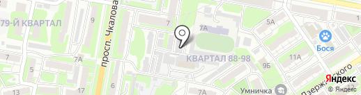 AvtoTuning на карте Дзержинска