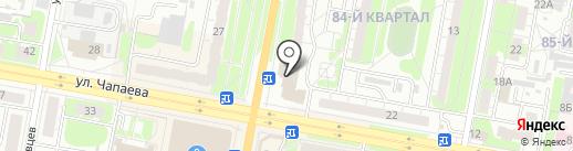 Вита Экспресс на карте Дзержинска