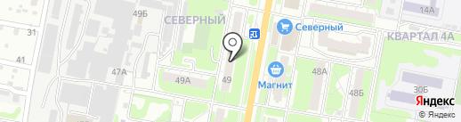 Мастерская по ремонту обуви на карте Дзержинска