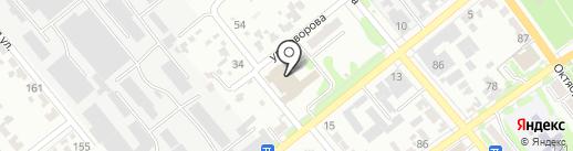 Городской дворец культуры на карте Георгиевска