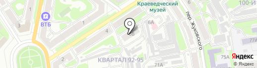 ВентПроектМонтаж на карте Дзержинска