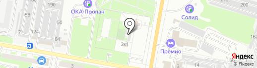 Церковная лавка, Храм в честь Святого Антония Великого на карте Дзержинска