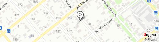Магнат на карте Георгиевска