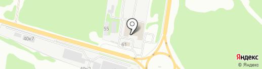 ЦВЕТМЕДСЕРВИС на карте Дзержинска