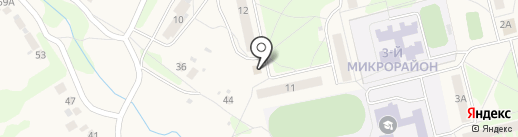 Сердолик на карте Богородска