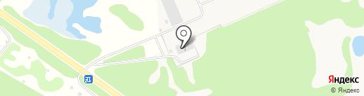 Богородский завод керамических стеновых материалов на карте Богородска