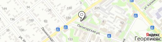 Правовая защита на карте Георгиевска