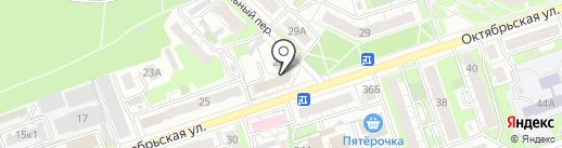 Desheli на карте Дзержинска