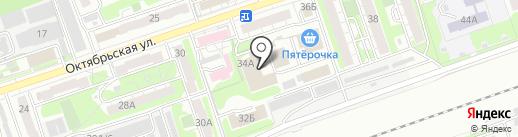 ТеплоКомфорт на карте Дзержинска