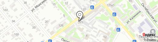 Прокат АВТО КМВ на карте Георгиевска