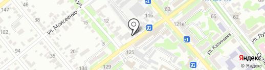 Glamour на карте Георгиевска