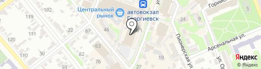 Fix Price на карте Георгиевска