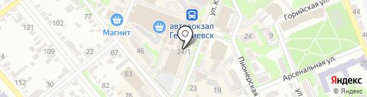 BULIT на карте Георгиевска