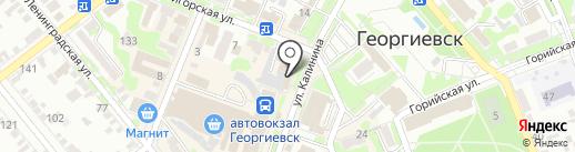 Жемчужина на карте Георгиевска