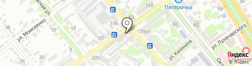 Nika на карте Георгиевска