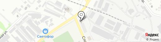 PiT STOP на карте Георгиевска