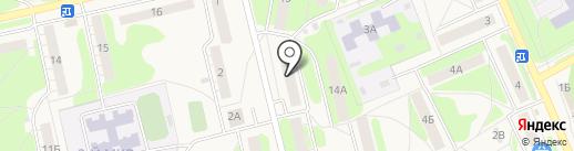 Почтовое отделение №5 на карте Богородска