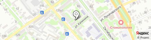 Сюрприз на карте Георгиевска