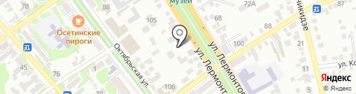 АВЕС ПАК на карте Георгиевска