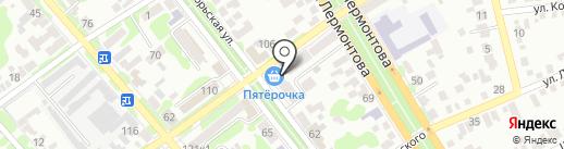 Строящиеся объекты на карте Георгиевска