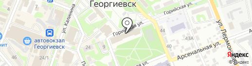 Ставропольмебель на карте Георгиевска