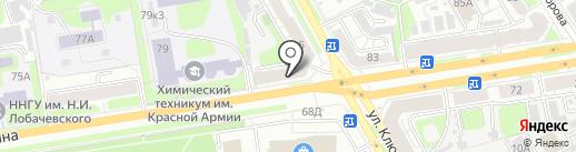 Сервисная компания на карте Дзержинска