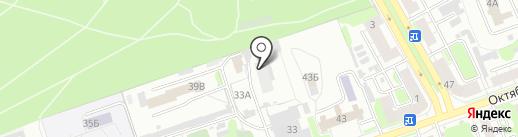 Sushi-star на карте Дзержинска