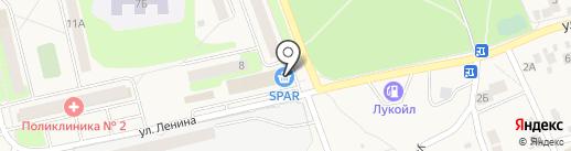 Банкомат, Саровбизнесбанк, ПАО на карте Богородска