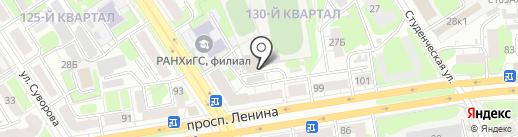 Эра24.рф на карте Дзержинска