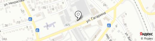 Почтовое отделение №5 на карте Георгиевска