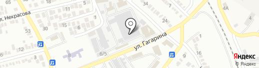 Банкомат, Сбербанк России на карте Георгиевска